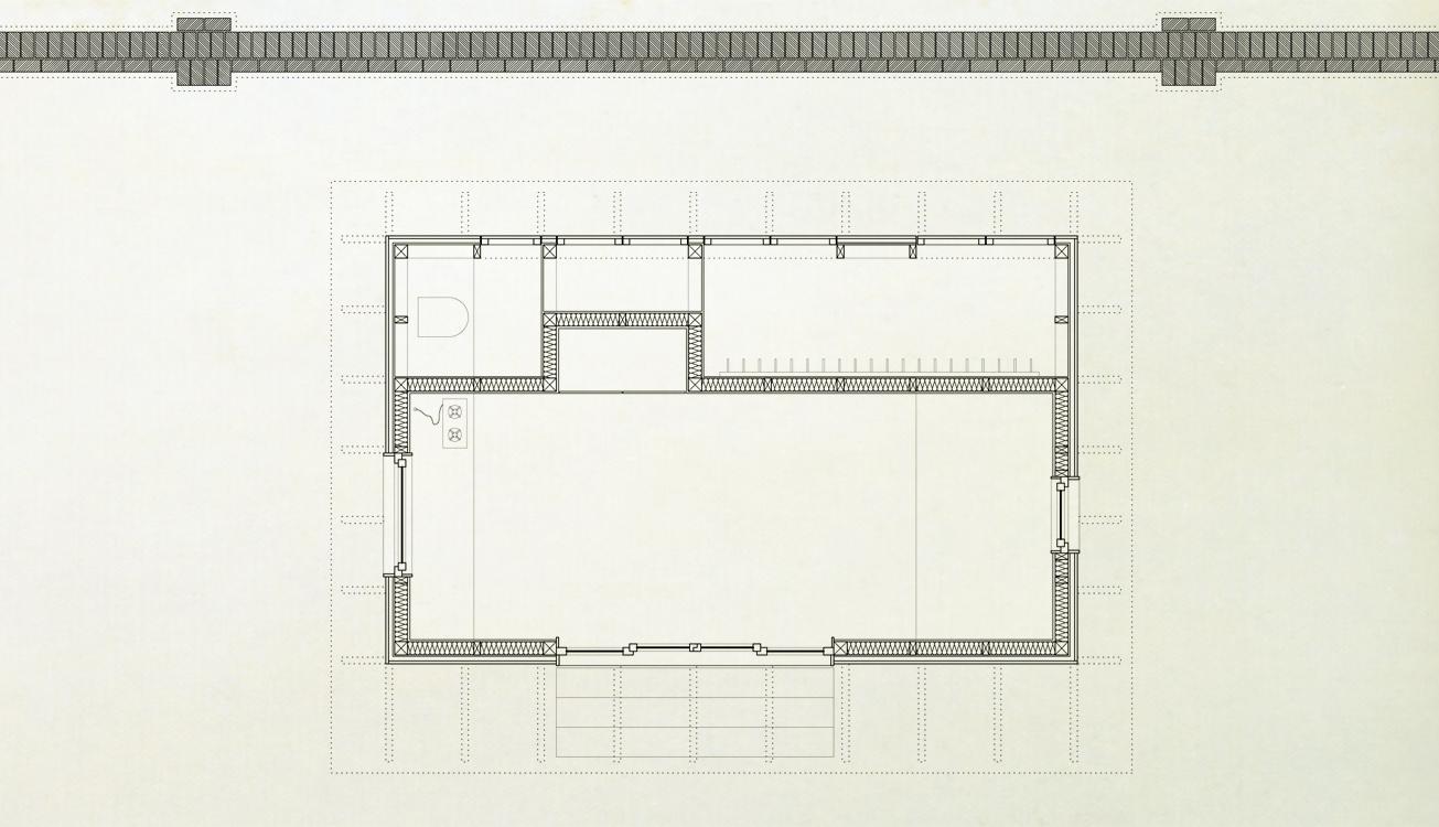 KO-OK_Architektur_Leipzig_Stuttgart_Gartenlaube_Gartenhaus_An der Tabaksmühle_Grundriss